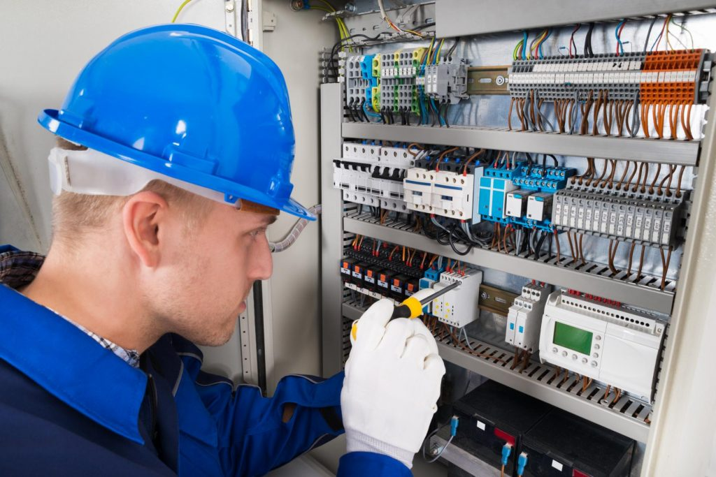 Elektriker aus Polen